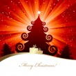 Royalty-Free Stock Векторное изображение: Christmas card.