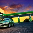 Gas station — Stock Photo #4469199