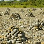 Pyramid Stones — Stock Photo