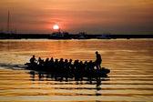 Barca drago — Foto Stock
