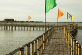Babmboo Bridge — Stock Photo