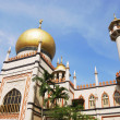Sultan Mosque — Stock Photo