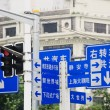 Road Signs, China — Stock Photo #4009542