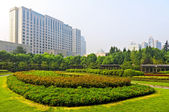 Building in Shanghai — Stock Photo