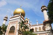 Sultan Mosque — Stock Photo