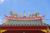 Chinese Temple — Стоковое фото