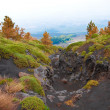 Etna Landscape — Stock Photo