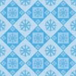 Winter pattern — Stock Vector