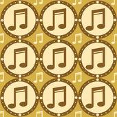 Modèle musical — Vecteur