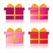 St. valentine's day presents — Stock Vector