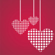 Royalty-Free Stock Vector Image: St. valentine\'s day background
