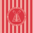 St. valentine's day presents background — Image vectorielle