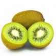 Fresh piece kiwi fruit — Stock Photo