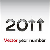 2011 — Stockvector