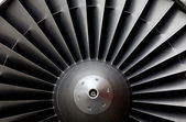 Jet-Turbine — Stock Photo