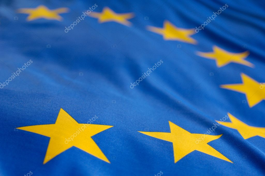 European flag — Stock Photo #4014232