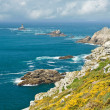 Pointe du Raz, Brittany, France — Stock Photo