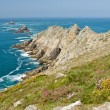 Foto Stock: Pointe du Raz, Brittany, France