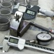 Manual measuring instruments — Stock Photo