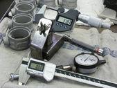 Manual measuring instruments — Stock Photo