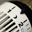 Stockfoto: Heater regulation