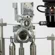 3-D-coordinate-measuring — Stockfoto