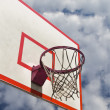 Basketball ring — Stock Photo #3987818