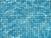 Pool texture — Stock Photo