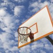 Basketball ring — Stock Photo #4178030