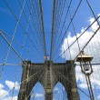 Brooklyn bridge — Stock Photo #4179017