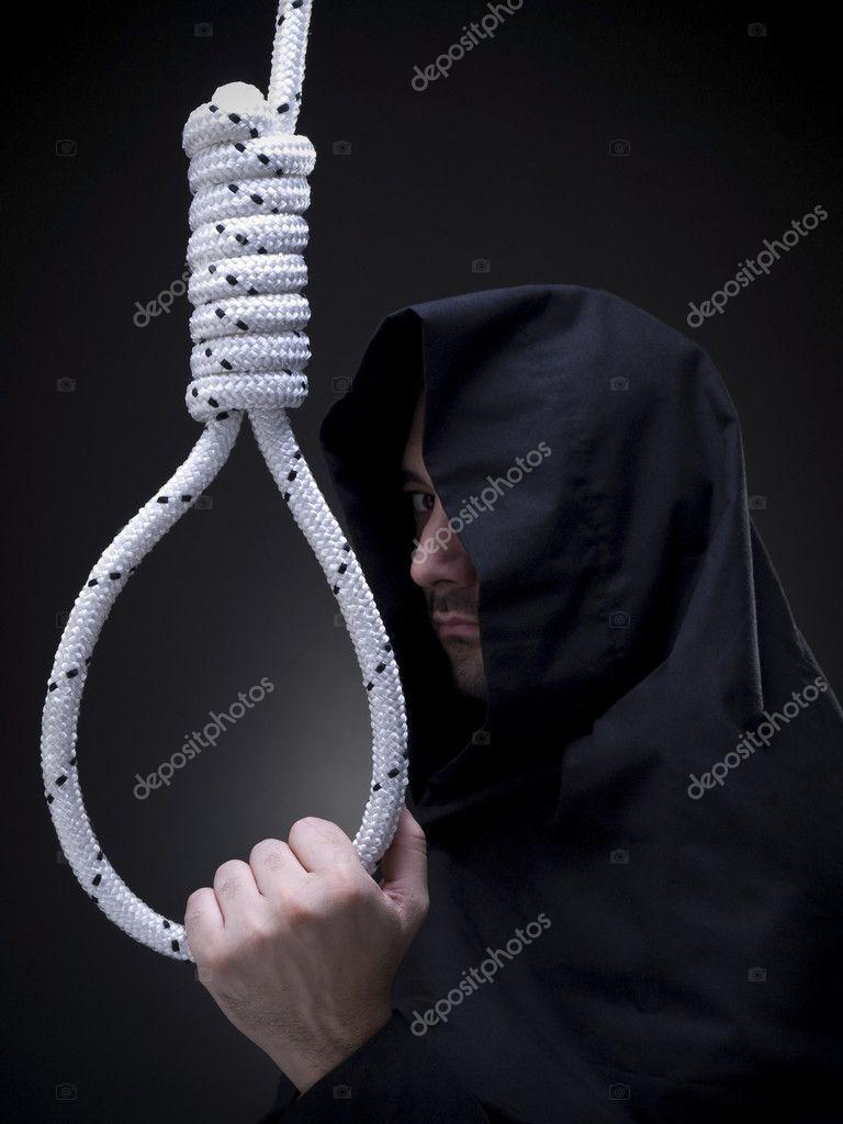 Headsman noose — Stock Photo © antonprado #4178412