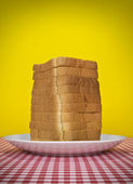 Brot-turm — Stockfoto