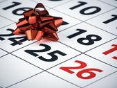 Data di celebrazione — Foto Stock