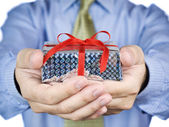 A present for you — Stock Photo