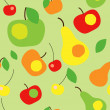 Royalty-Free Stock Vector Image: Fruits. Seamless