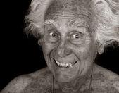 Elderly Man — Zdjęcie stockowe