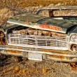 Rusted Old Car — Stock Photo #3952882