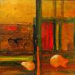 Oringinal painting — Stock Photo
