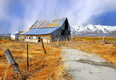 Idaho Farm — Stock Photo