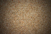 Vignetted sand background — Stock Photo