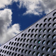 Architecture detail and sky — Stock Photo