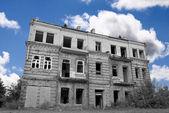 Opuštěný dům — Stock fotografie