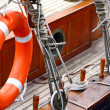 Vessel deck — Stock Photo #5041424