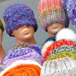 Stock Photo: Handmade hats