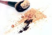 Cosmetic tools — Stock Photo