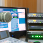 radiostation — Stockfoto