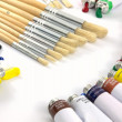 Paint tubes - Stock Photo