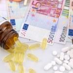 Medicine cost — Stock Photo #4044948