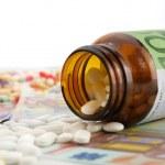 Medicine cost — Stock Photo #4044972