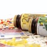 Medicine cost — Stock Photo #4044979